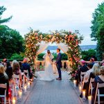 A Liancarlo Bride for a Multicultural Hindu-Jewish Wedding at Tarrytown House Estate and Tappan Hill Mansion, Hudson Valley, NY, USA