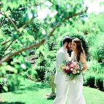 A Pronovias Bride for a Reimagined Backyard Jewish Wedding in Armonk, New York, USA