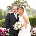 A Pronovias Bride for a Travel-Themed Summer Garden Jewish Wedding at The Park Savoy Estate, Florham Park, New Jersey, USA