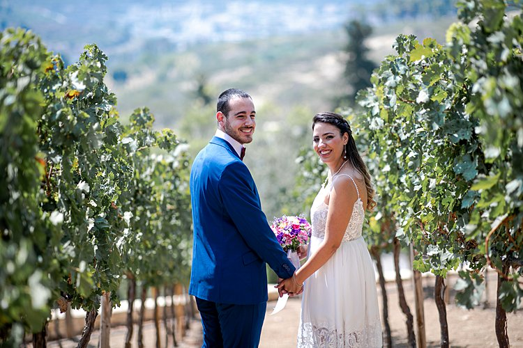 Shira and Ofek, Kedma Hall, Israel