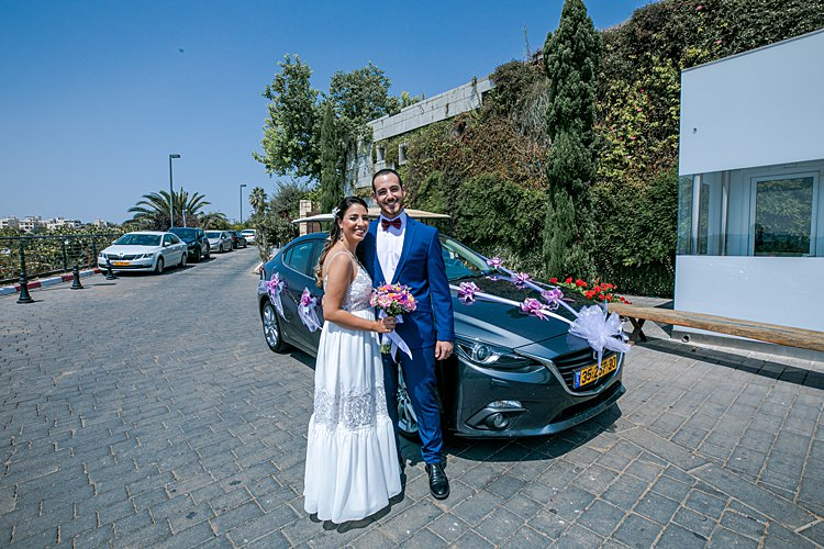Shira and Ofek, Kedma Hall, Israel