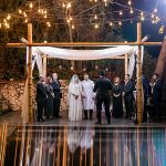 A Magical Laid-Back Outdoor Jewish Wedding at Ein Chemed, Jerusalem, Israel