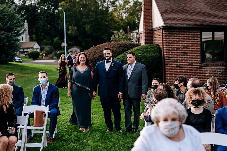 Alyson and Josh, private residence, USA