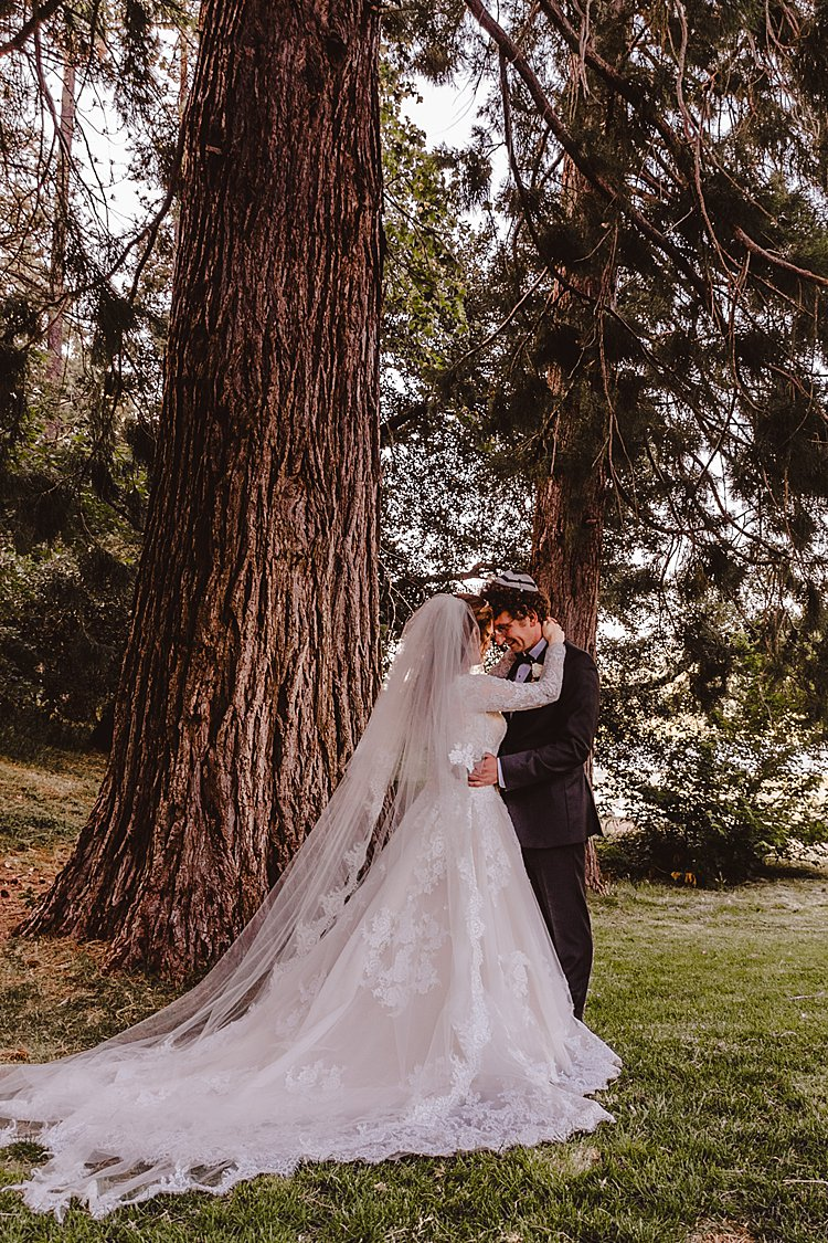 Ashley & Jeff, San Moritz Lodge, California