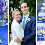 A Casual, Vibrant Backyard Interfaith Jewish Micro Wedding in Scarsdale, New York, USA