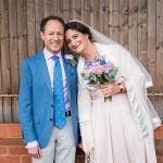 A DIY Jewish Garden Micro Wedding in London, UK