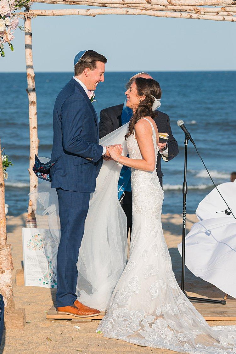 Sarah and Josh, Oceanplace Resort, New Jersey