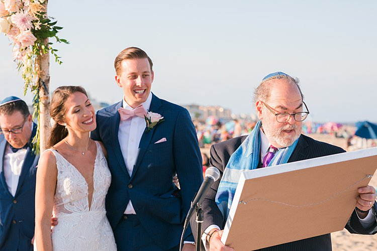 Sarah and Josh, Oceanplace Resort, New Jersey