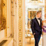 A Pronovias Bride for a Picture Perfect Jewish COVID Wedding at Larz Anderson House, Washington DC, USA
