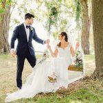 A Sottero and Midgley Bride for a Jewish Wedding at Pleasant Creek, Hamilton, Ontario, Canada