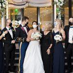 A Romona Keveza Bride for an Elegant Jewish Pandemic Wedding at the South Congress Hotel, Austin, Texas, USA
