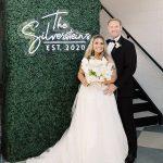 A Martina Liana Bride for a Chic Jewish Wedding at Hyde House, Tampa, Florida, USA