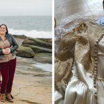 Real Jewish Brides: Chris on creating their Chuppah