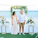 A Beachy Jewish Wedding Weekend at Nautical Club, Limassol, Cyprus