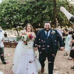 A Joss Couture Bride for a Romantic Jewish Wedding Weekend at Monate Lodge, South Africa