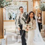A Suzanne Neville Bride for an Elegant Orthodox Jewish Wedding at the Kimpton Fitzroy London, UK