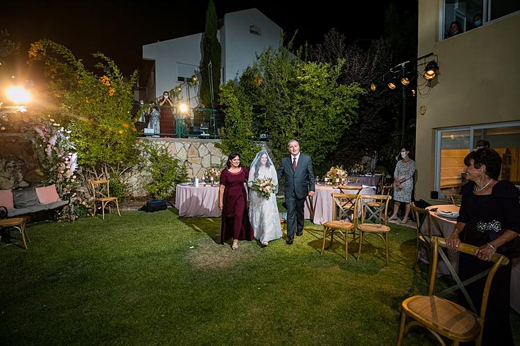 Jodi and Yoseph, private residence, Israel