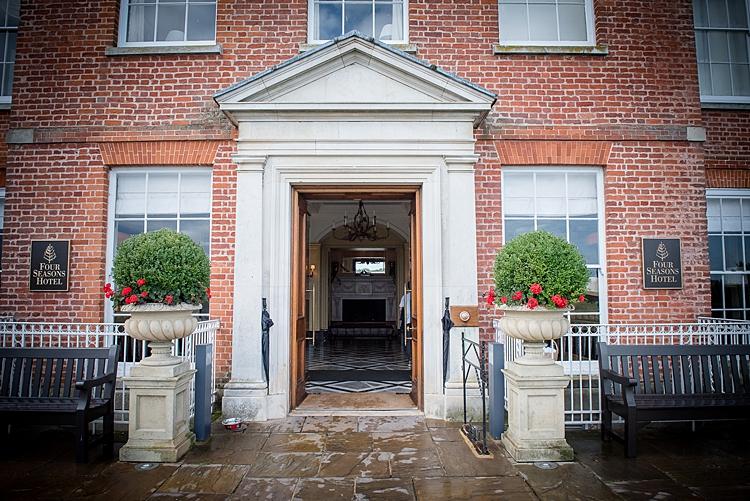 Zoe & William, Four Seasons Hotel, Hampshire, UK