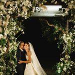 An Antonio Grimaldi Bride for a Magnificent Countryside Jewish Wedding at Antonello Colonna, Rome, Italy