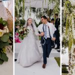 An Outdoor Pandemic Jewish Wedding at Ham Polo Club, London, UK