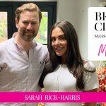 Jewish Bride Spotlight: Sarah Rick-Harris
