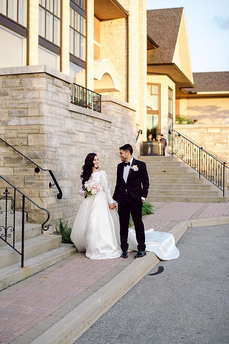 Mimmi and Justin, Hazelton Manor, Woodbridge, Ontario, Canada