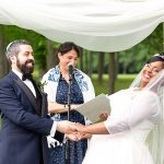 An Etsy Bride for an Interfaith Jewish Wedding with Plenty of DIY at Farms Country Club, Wallingford, Connecticut, USA