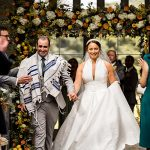 A Jesus Peiro Bride for a Foodies' Jewish Wedding Inspired by Italy at Offley Place Country House Hotel, Hitchin, UK