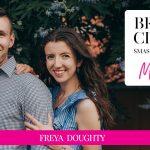 Jewish Bride Spotlight: Freya Doughty